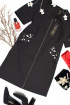 Платье Твой имидж 1181 черный