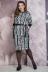 Платье Белтрикотаж 6870 серый
