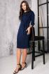 Платье LadisLine 1163 синий
