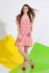 Платье LaKona 1017 персик