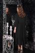 Платье Lenata 11071 черный