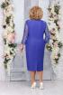 Платье Ninele 5752 василек