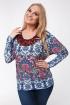 Блуза Тата Акварель 350 1-0-0-32