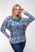 Блуза Тата Акварель 350 1-0-0-8