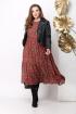 Платье Michel chic 957 красный