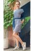 Платье Arisha 1169 синий