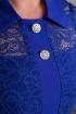 Платье Liona Style 667 василек