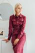 Платье Totallook 19-4-70 фуксия