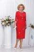Платье Ninele 5553 красный