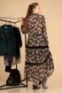 Платье Liona Style 597 хаки