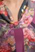 Блуза Тата Акварель 154 1-0-41