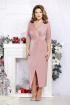 Платье Mira Fashion 4745 розовый