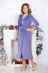 Платье Mira Fashion 4745-2 василек