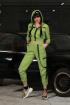 Брюки,  Куртка DOGGI 2689 зеленый