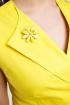 Платье,  Пояс, Брошь Клавия Люкс П01-152