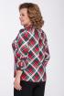 Блуза AVLINE 1693 красно-зеленый