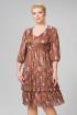 Платье ASV 2210 мокко