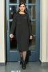 Платье Faufilure outlet С1000 черный