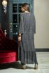Платье Faufilure outlet С1012 серебро