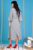 Платье Мода Юрс 2539 серый