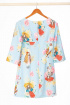 Платье Anelli 810 зонтики