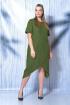 Платье MALI 419-007 зеленый