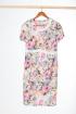Платье Anelli 240 цветы