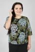 Блуза Legend Style ВР-004 зеленый