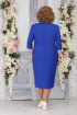 Платье Ninele 2246 василек