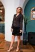 Платье Temper 298 черный