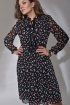 Платье Angelina 494 горох_цветной