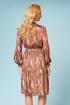 Платье ASV 2219 мокко