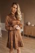 Платье Temper 275 коричневый