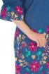 Платье БАГРЯНИЦА 3004 синий