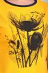 Блуза,  Брюки,  Жакет Andrea Style 00261 желтый