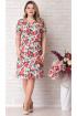 Платье Aira Style 685 розы