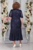 Платье Ninele 5767 синий