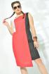 Платье MALI 419-038 красный