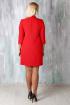 Платье Avila 0559 красный