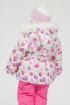 Куртка Lona 8103И розовый