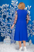 Платье Ninele 5581 василек