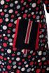Платье Мишель стиль 844 горошек