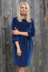 Платье Romgil ТЗ272ДБ синий