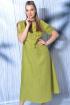 Платье MALI 419-012 яблоко