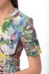 Платье Anelli 124 мультиколор