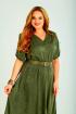 Платье Shetti 1064 зеленый