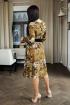 Платье,  Пояс YFS 6125 коричневый