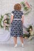 Платье Ninele 2315 цветы