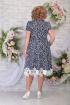 Платье Ninele 7354 ромашки