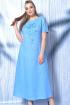 Платье MALI 419-012 голубой